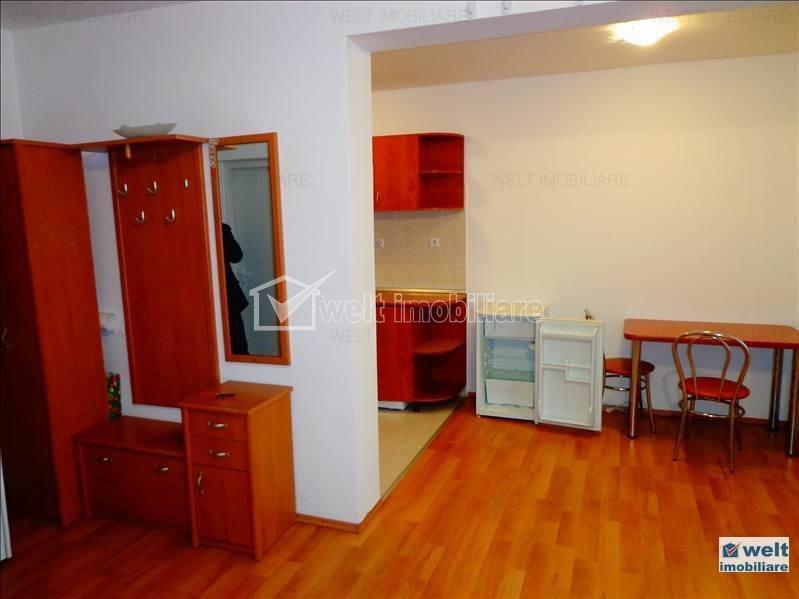 Lakás 1 szobák kiadó on Cluj Napoca, Zóna Zorilor