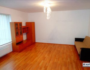 Apartment 1 rooms for rent in Cluj Napoca, zone Zorilor