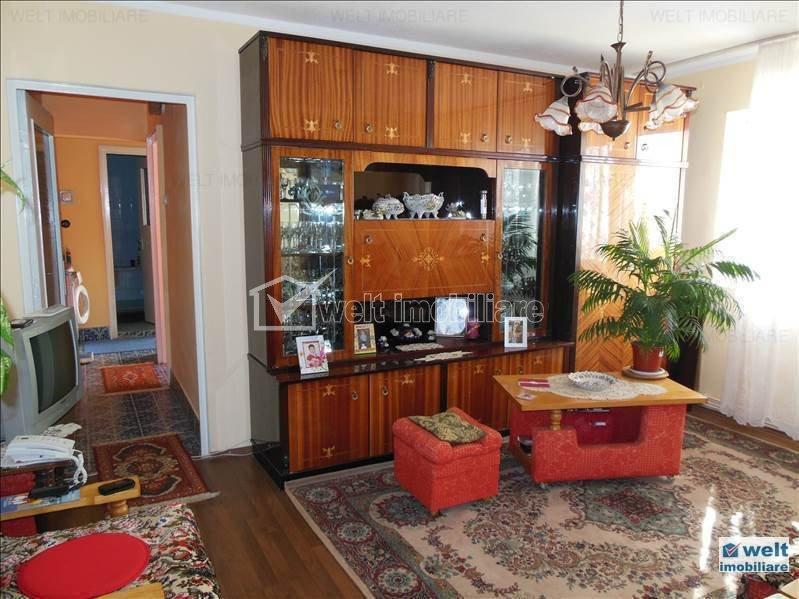 Vanzare apartament 4 camere, confort unic, etaj intermediar, Manastur