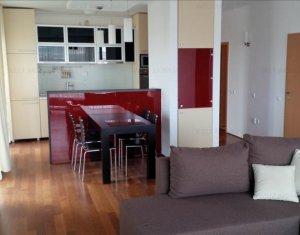 Inchiriere apartament de lux cu 4 camere, in Cluj-Napoca, Zorilor, garaj inclus