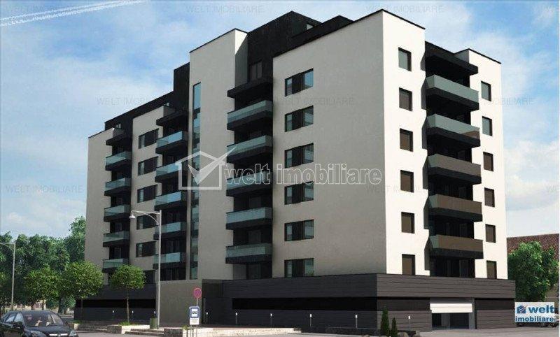 Apartment 1 rooms for sale in Cluj Napoca, zone Intre Lacuri