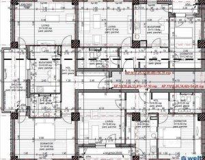 Apartamente 1, 2 si 3 camere in zona Iulius Mall!