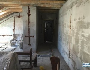 Apartament 2 camere semifinisat, zona Eroilor, Floresti