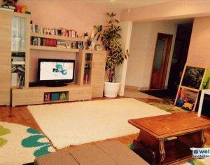 Inchiriere apartament cu 3 camere spatios  in zona Gradinii Botanice