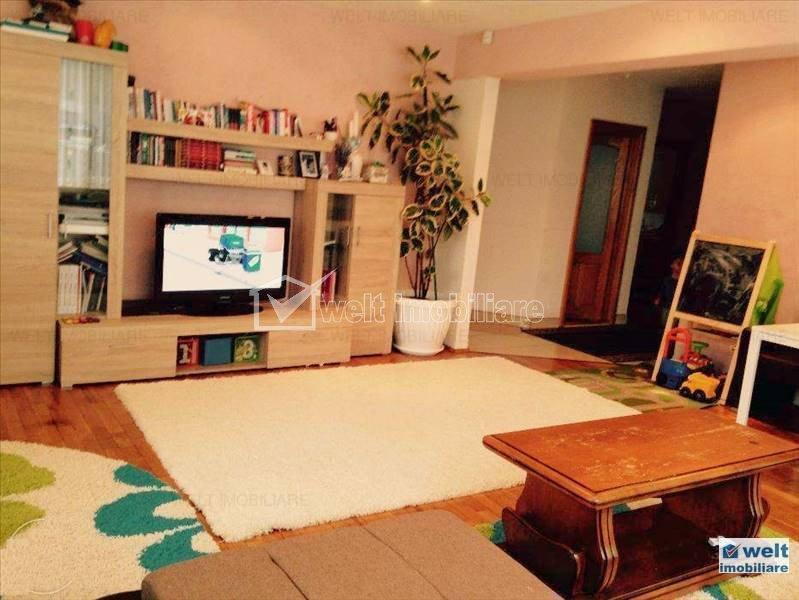 Inchiriere apartament cu 2 dormitoare+ living,  zona Gradinii Botanice