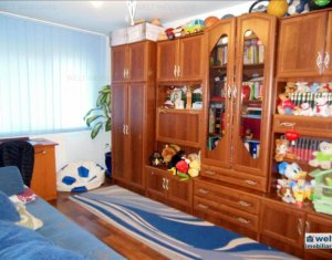 Vanzare apartament 4 camere Manastur, ultrafinisat, izolat termic