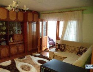 Apartament 3 camere, 67mp, finisat, decomandat, zona str. Bucium