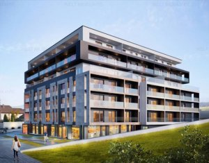 Apartment 3 rooms for sale in Cluj Napoca, zone Dambul Rotund