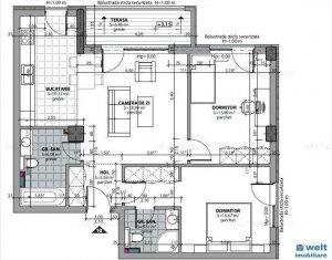 Ansamblu rezidential ultramodern, zona Dambu Rotund, preturi de la 900 Euro/mp !