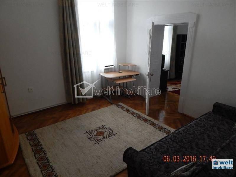 Inchiriere apartament 3 camere, central