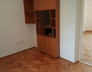 Inchiriere apartament cu 2 camere pentru birouri sau locuit, zona Centrala