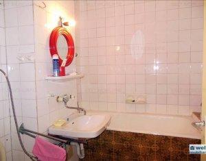 Vanzare apartament 2 camere, Marasti, parter inalt, bloc izolat