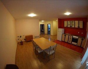 Apartament de inchiriat , 3 camere, zona semicentrala