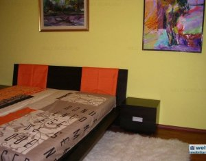 Apartment 2 rooms for rent in Cluj Napoca, zone Grigorescu