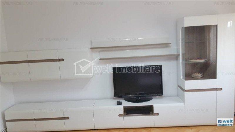 Inchiriere Apartament 3 camere ,complet renovat, zona Calea Dorobantilor