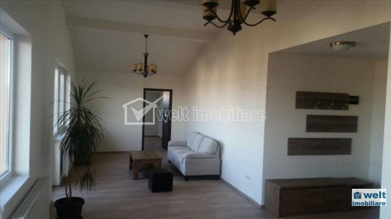 Apartament de inchiriat, 3 camere, 90 mp, Andrei Muresan