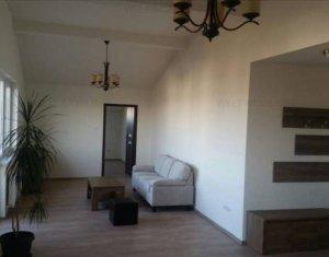 Apartament de inchiriat, 3 camere, 90 mp, Andrei Muresanu