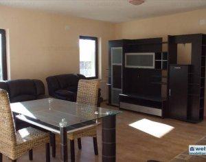 Vanzare apartament 2 camere, 2 terase de 14 mp,  in Floresti, zona Somesului