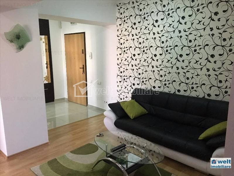 Apartament de inchiriat, 2 camere, 56 mp, Marasti