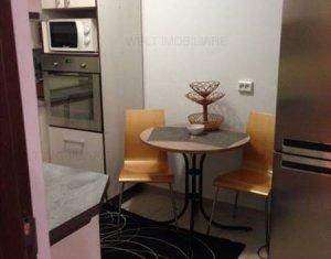 Apartament de inchiriat, 2 camere,semidecomandat, 52 mp, Gheorgheni, zona iulius