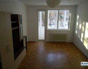 Apartament de inchiriat, 2 camere, 50 mp, etaj intermediar, zona Iulius