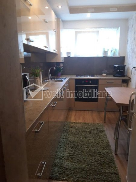 Apartament cu 2 camere decomandate, 54mp, Manastur