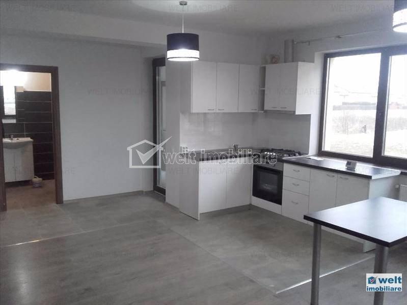 Apartament la prima inchiriere,2 camere,parcare in Floresti, zona Dumitru Mocanu