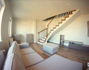 Penthouse de lux, ansamblul Beta Residence; 2 locuri parcare; si pe termen scurt