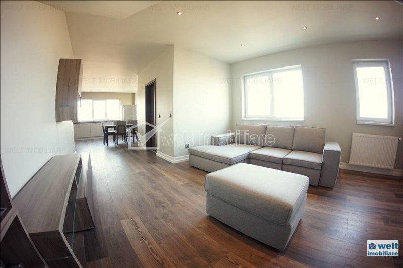 Penthouse de lux, ansamblul Beta Residence; 2 locuri parcare