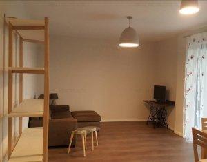 Prima inchiriere, apartament 2 camere, Andrei Muresanu, garaj