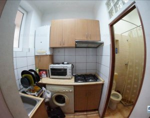 Apartment 1 rooms for rent in Cluj Napoca, zone Centru