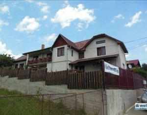 Vanzare casa noua, D.Rotund, finisata, 7 camere, teren 800 mp
