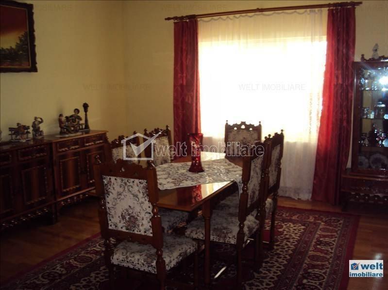 Casa individuala, 14 camere, 580mp utili, 1600mp teren, Manastur