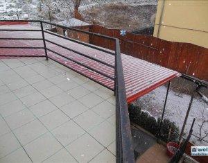 Vanzare casa 3 nivele, ultrafinisat, curte, gradina, Manastur, zona linistita