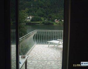 Vanzare casa individuala noua, pe malul lacului Somesu Cald