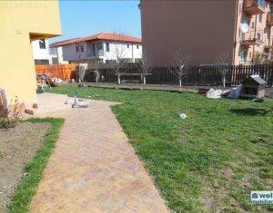 Vand casa individuala in Floresti, zona Stadionului