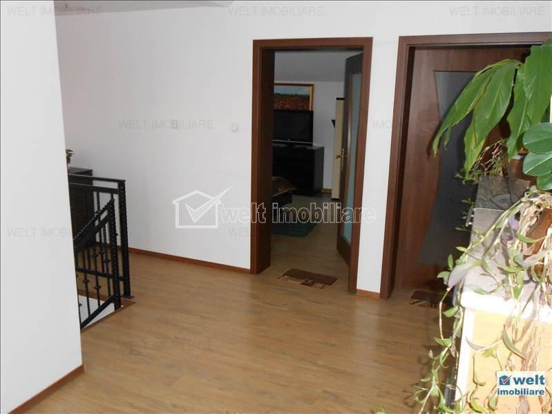Casa cu garaj  in Salicea, Cluj, teren 829 mp, 12 km de centru