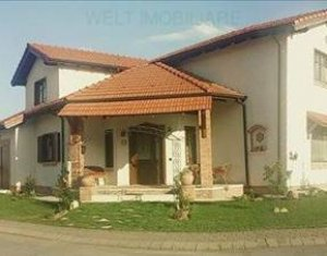 Casa in stil italian de vanzare, Floresti, zona Terra, 680mp teren, 260 mp utili