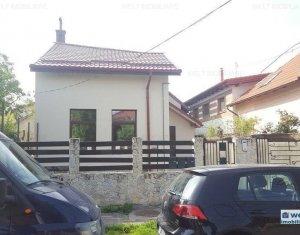 Casa de inchiriat in Gheorgheni, zona veche, P+M, 130 mp, nemobilata