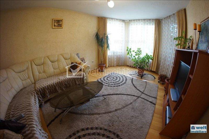 DE INCHIRIAT! Casa individuala, 7 camere, 230mp utili, zona Gradina Botanica!