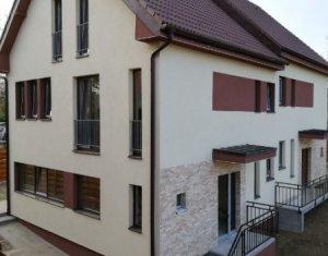 Casa duplex, 4 camere, 130mp utili, 190mp teren, cartier Dambul Rotund!