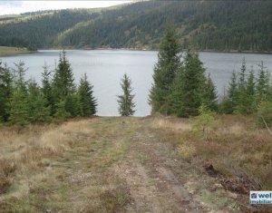 Vanzare teren 30000 mp, cu front de 100 m la lacul Belis-Fantanele