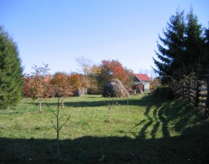 Vanzare teren plan 2180 mp, zona de case, toate utilitatile, Feleacu, jud Cluj