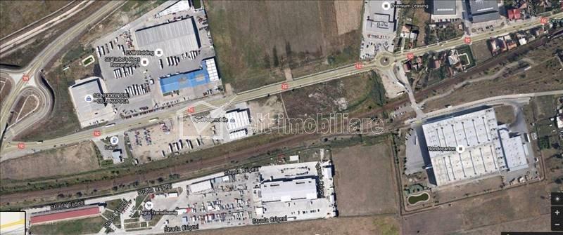 Terrain à vendre dans Cluj-napoca, zone Apahida