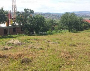 Land for sale in Cluj Napoca, zone Borhanci