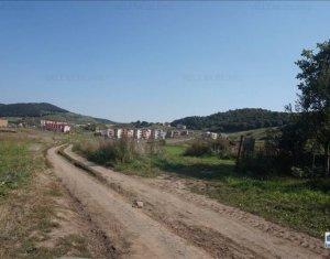 Vanzare parcele teren 590 mp, situate in Floresti, zona Urusagului