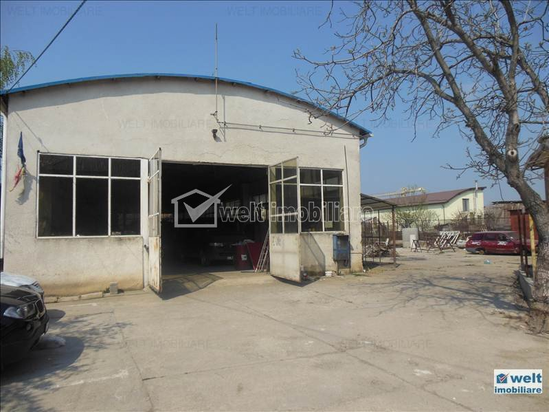 Industrial space for rent in Cluj Napoca, zone Marasti