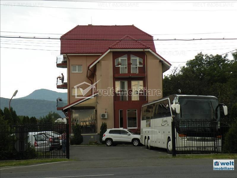 Hôtel/Pension à vendre dans Piatra-neamt