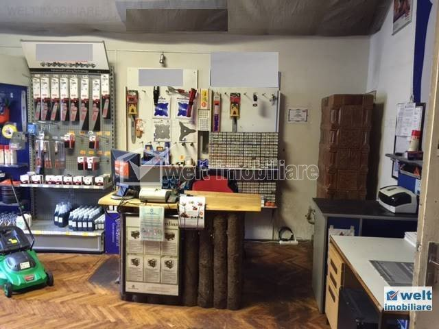 Commercial space for rent in Cluj Napoca