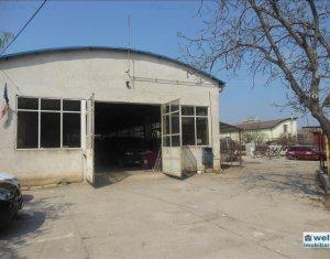 Espace Industriel à vendre dans Cluj Napoca, zone Marasti
